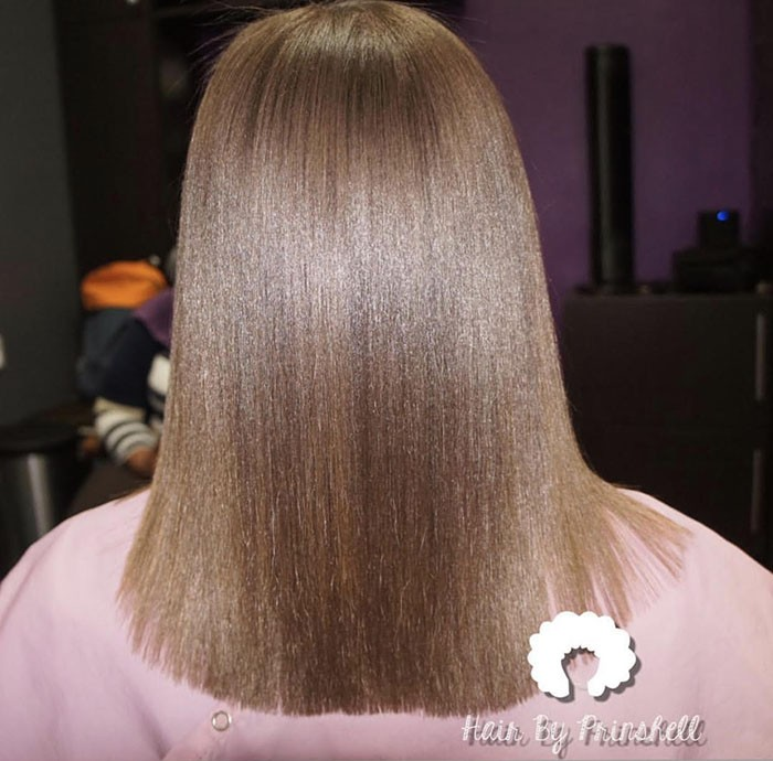 Get the best silk press for your hair