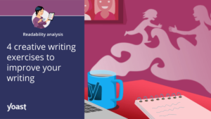 4 creative writing exercises to improve your writing
