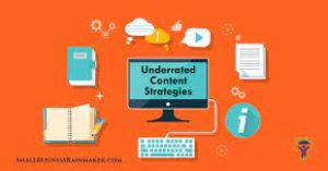 7 Underrated Article Marketing Tips