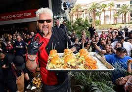 Guy Fieri new Food Network contract is reportedly worth $80 million