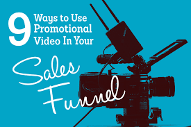 How A Promotional Video Can Increase Your Sales